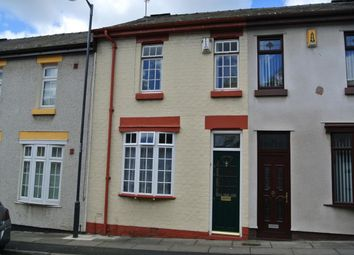 Thumbnail 2 bedroom terraced house to rent in Chester Street, Prescot
