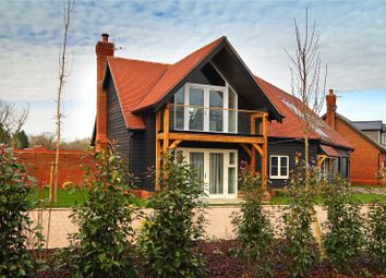 Thumbnail 4 bed detached house for sale in Tithebarns Lane, West Clandon, Woking, Surrey