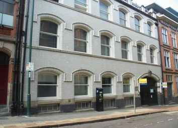 Thumbnail 2 bedroom flat to rent in The Mills Building, Lace Market