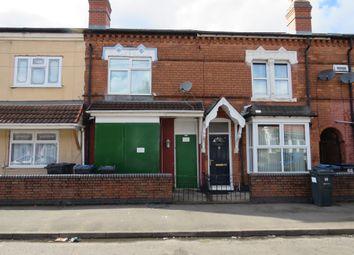 Thumbnail 3 bed terraced house for sale in Tewkesbury Road, Handsworth, Birmingham