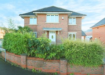 Thumbnail 4 bed detached house for sale in Gilbert Boulevard, Arnold, Nottingham