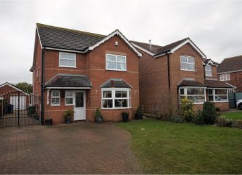 Thumbnail 4 bed detached house for sale in Berkeley Road, Cleethorpes