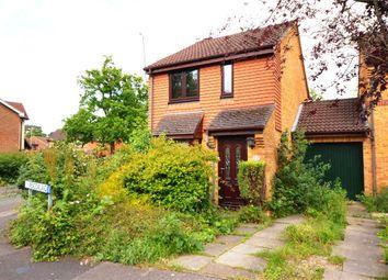 Thumbnail 3 bedroom semi-detached house for sale in Meadowland, Chineham, Basingstoke