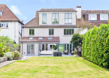 Thumbnail 5 bed semi-detached house for sale in Woodruff Avenue, Hove, East Sussex