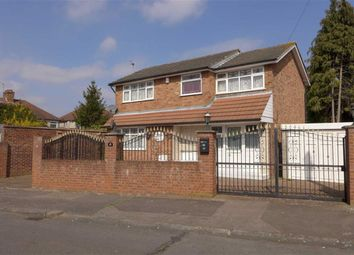 Thumbnail 3 bed detached house for sale in Ivanhoe Drive, Harrow, Middlesex