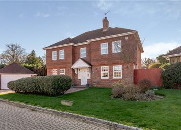 Kingsbridge Copse, Newnham, Hook, Hampshire RG27. 5 bed detached house for sale