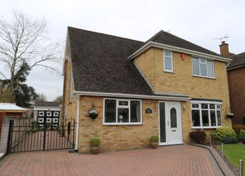 Thumbnail 3 bedroom detached house for sale in Sutherland Crescent, Blythe Bridge