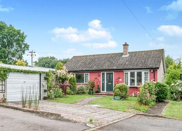 Thumbnail 2 bedroom detached bungalow for sale in St Pauls Close, Brockdish, Diss