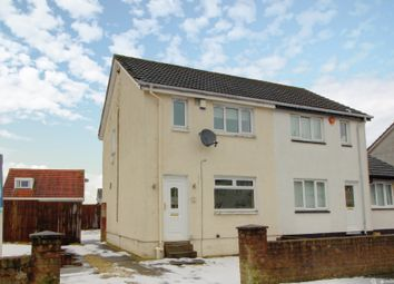 Thumbnail 3 bed semi-detached house for sale in Dornoch Place, Bishopbriggs, Glasgow