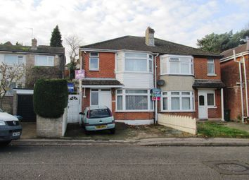 Thumbnail 5 bedroom end terrace house to rent in Osborne Road South, Southampton