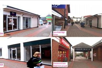 Thumbnail Retail premises to let in 14 & 15 Lace Walk, Honiton, Devon