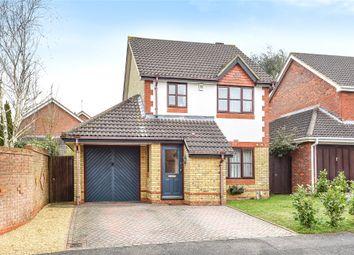 Thumbnail 3 bed detached house for sale in Montague Close, Wokingham, Berkshire