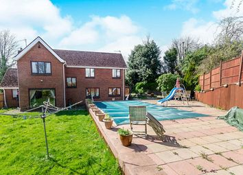 Thumbnail 4 bed detached house for sale in Gashouse Hill, Netley Abbey, Southampton