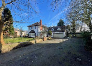 Thumbnail 4 bed detached house for sale in Chapel Lane, Longton, Preston