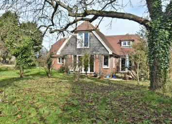 Thumbnail 3 bed detached house for sale in Wantage Road, Harwell, Didcot