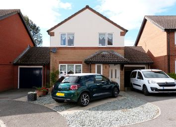 Thumbnail 3 bed detached house for sale in Anderson Close, Harefield, Middlesex