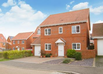 Thumbnail 4 bed detached house for sale in Trunley Way, Hawkinge, Folkestone