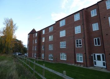 Thumbnail 2 bed flat for sale in Lakeview Court, Wildacre Drive, Northampton, Northamptonshire