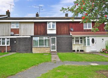 Thumbnail 2 bed terraced house for sale in Woolmer Green, Lee Chapel North, Essex