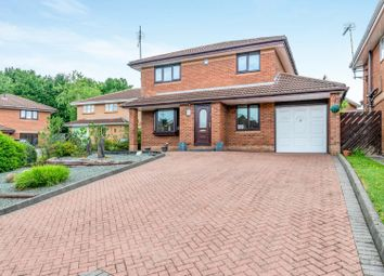 Thumbnail 4 bed detached house for sale in Mountwood, Ashurst, Skelmersdale
