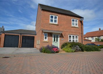 Thumbnail 3 bed detached house for sale in Parrish Mews, Kingswood, Hull