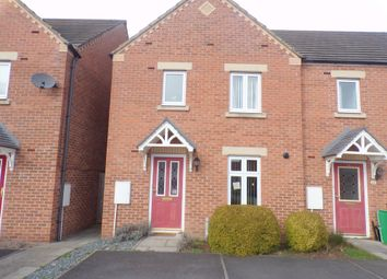 Thumbnail 3 bed terraced house for sale in Meadowsweet Lane, Stockton-On-Tees