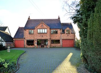 Thumbnail 5 bedroom detached house for sale in Stoneleigh Road, Gibbet Hill, Coventry, Warwickshire