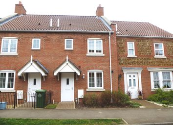 Thumbnail 2 bed terraced house to rent in Station Road, Snettisham, King's Lynn