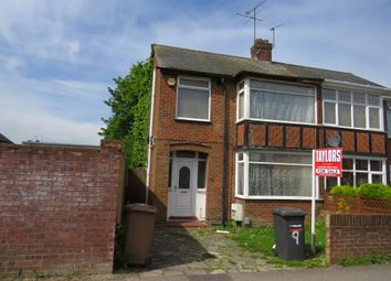 Thumbnail 3 bedroom semi-detached house for sale in Letchworth Road, Luton