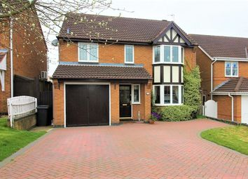 Thumbnail 4 bed detached house for sale in Highgate, Ashby-De-La-Zouch