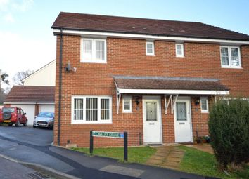 Thumbnail 3 bed semi-detached house for sale in Cavalry Drive, Heathfield, Newton Abbot, Devon