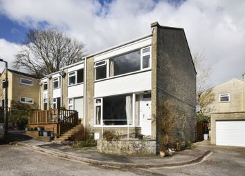Thumbnail 3 bedroom end terrace house for sale in Claremont Walk, Bath