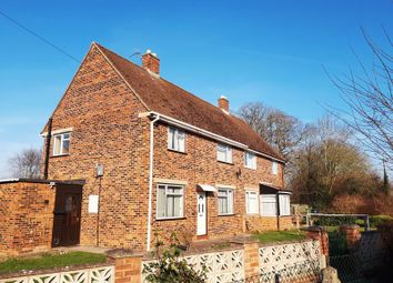Thumbnail 3 bed semi-detached house for sale in Redhouse Lane, English Bicknor, Coleford
