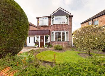 Thumbnail 3 bed detached house for sale in Haslemere Road, Flixton, Trafford