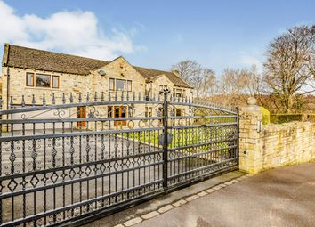 5 bed detached house for sale in Calf Hill Road, Thongsbridge, Holmfirth HD9