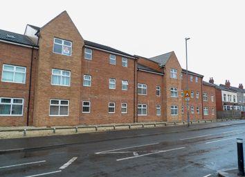 Thumbnail 2 bedroom flat for sale in Hemsworth, Pontefract