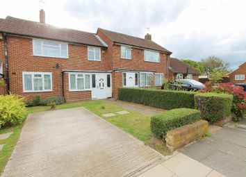 Thumbnail 3 bed terraced house for sale in Thorndike Avenue, Northolt