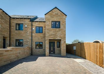Thumbnail 4 bed semi-detached house for sale in West Nab View, Holmfirth