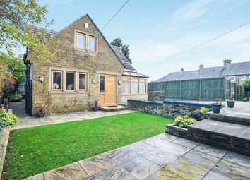 Thumbnail 3 bed detached house for sale in Highfield Terrace, Cullingworth, Bradford
