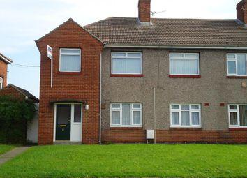 2 bed flat for sale in Park Road, Ashington NE63