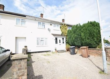 Thumbnail 2 bedroom terraced house to rent in Drayton Road, Luton