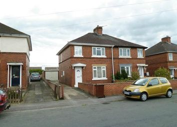 Thumbnail 3 bed semi-detached house to rent in Coronation Street, Wakefield