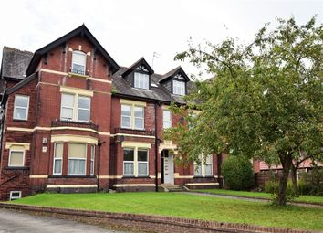 Thumbnail 2 bed flat to rent in Wellington Road North, Heaton Norris, Stockport, Cheshire