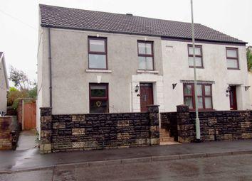 Thumbnail 3 bedroom semi-detached house for sale in Waun Road, Swansea
