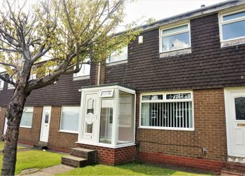 Thumbnail 3 bed terraced house for sale in Trevarren Drive, Sunderland