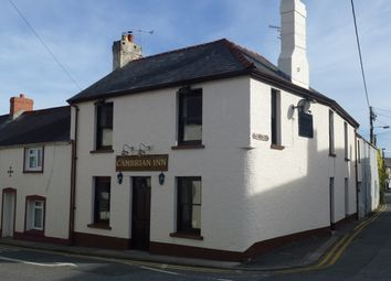 Thumbnail Pub/bar for sale in Hamilton Street, Fishguard