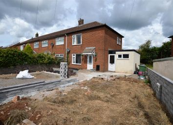 Thumbnail 2 bed semi-detached house for sale in Hawthorn Road, Llanharry, Pontyclun