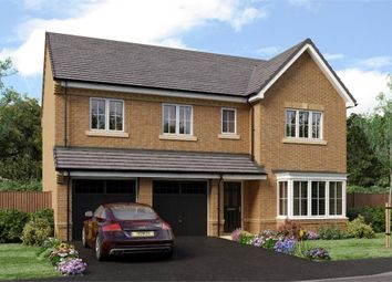 "Thumbnail 5 bed detached house for sale in ""The Buttermere"" at Netherton Colliery, Bedlington"