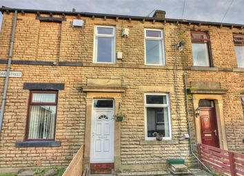 Thumbnail 1 bed terraced house for sale in Oak Street, Smithy Bridge, Littleborough