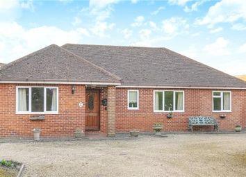 Thumbnail 2 bedroom detached bungalow for sale in Badshot Lea Road, Badshot Lea, Farnham